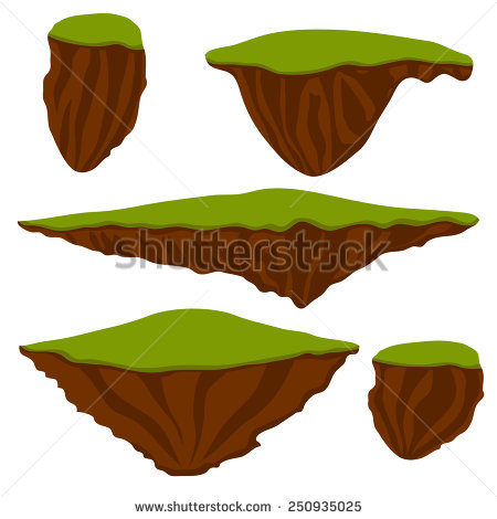 Floating Island Clipart Clipground