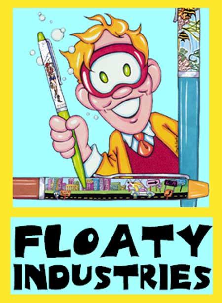 Custom Floaty Products.
