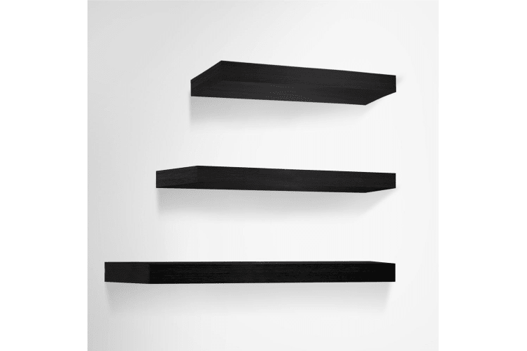 Artiss 3 Piece Floating Wall Shelves.