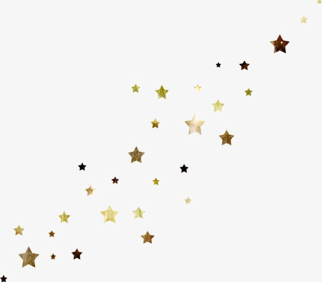 Floating Stars PNG, Clipart, Beautiful, Beautiful Stars.