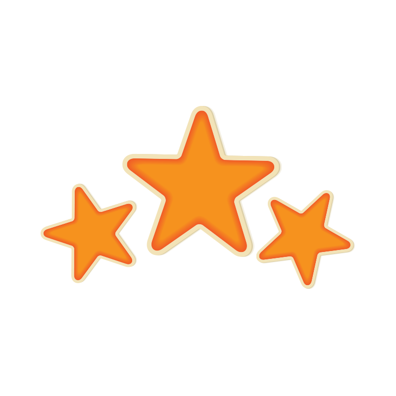 Download Free png Floating Stars PNG Clipart.