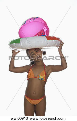 Stock Photo of African girl (6.