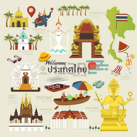 230 Floating Markets Stock Vector Illustration And Royalty Free.
