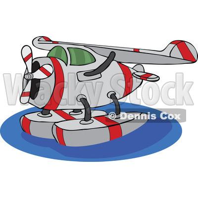 Floatplanes clipart #18