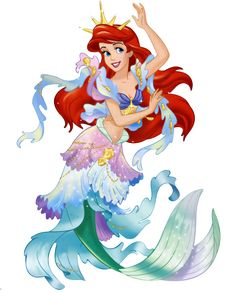 Disney, Mermaids and The o'jays on Pinterest.