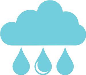 rain' cloud (use in school.
