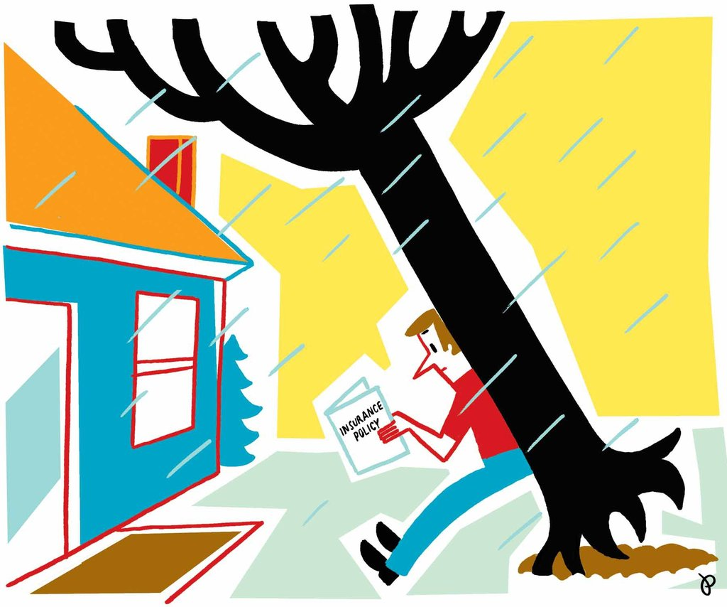 Reconsidering Flood Insurance After Hurricane Sandy.