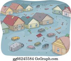Flood Clip Art.