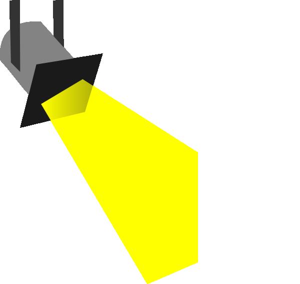 Spotlight clip art vector spotlight graphics image 2.