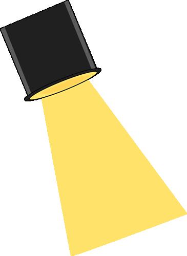 Clipart flood light.