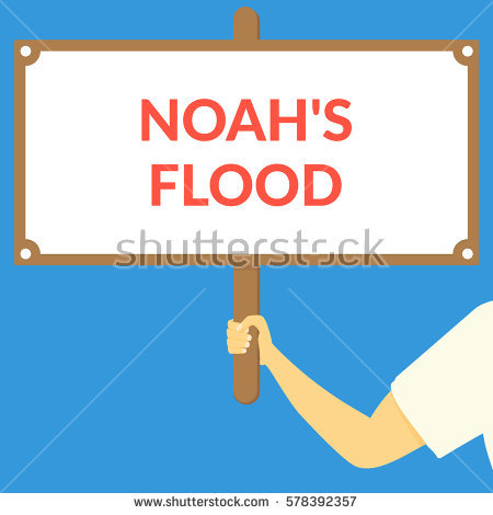 Noah Flood Stock Photos, Royalty.