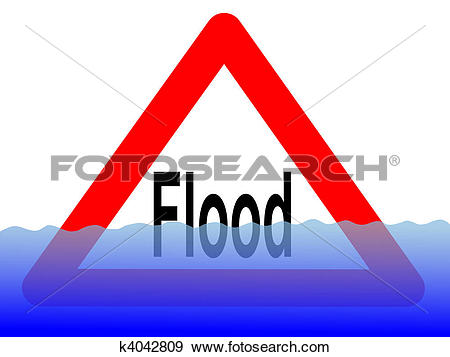 Flood of the century clipart #10