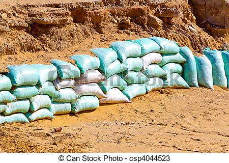 Stock Photos of Flood protection.