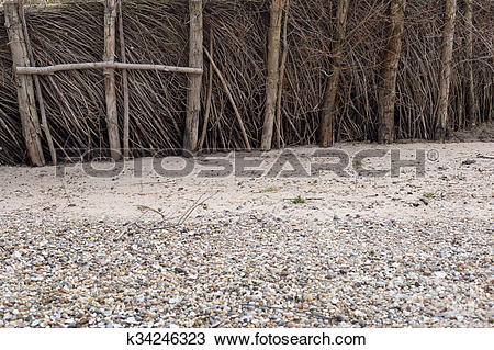 Stock Photo of Flood protection k34246323.
