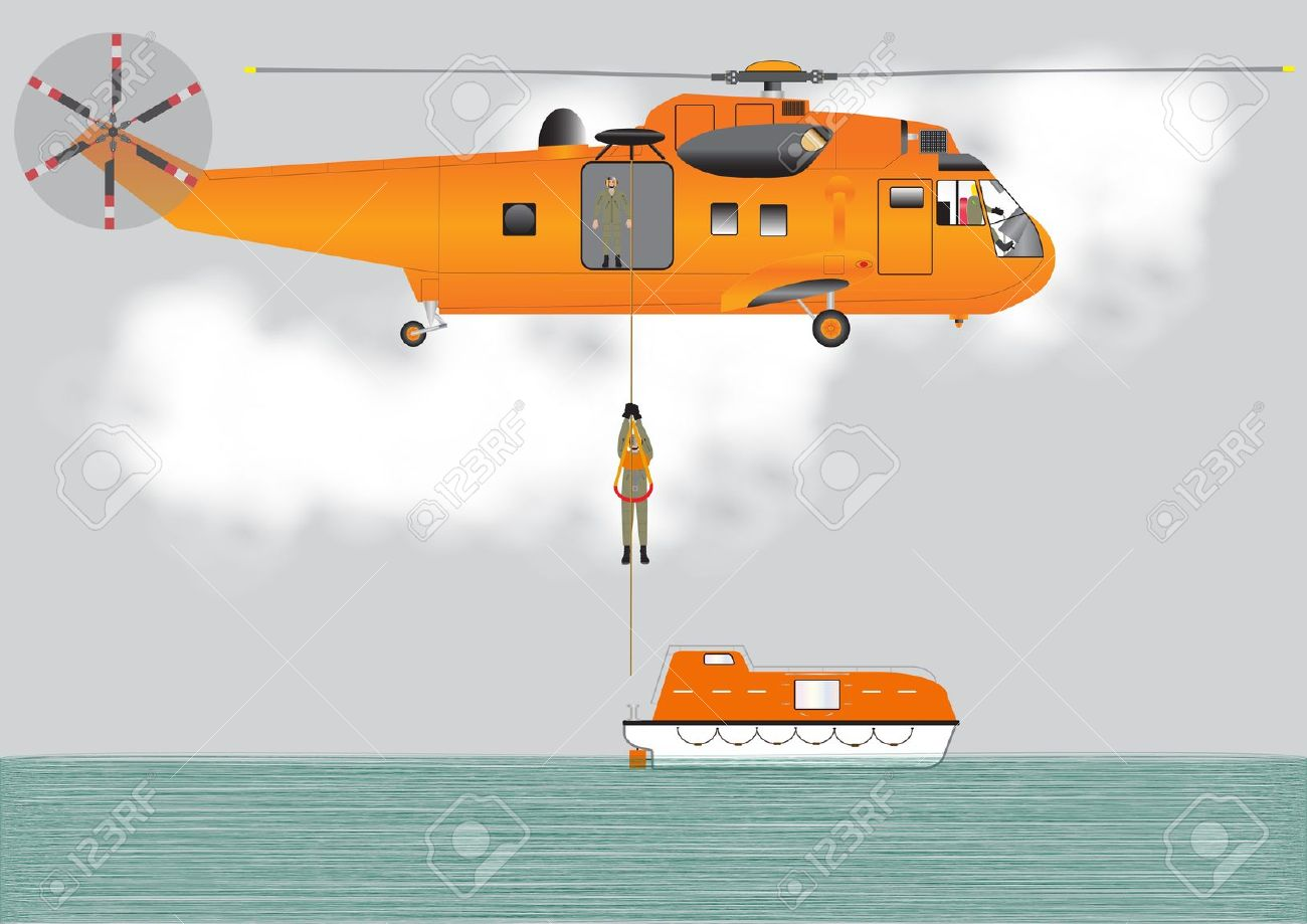 Search and Rescue Free Clip Art.