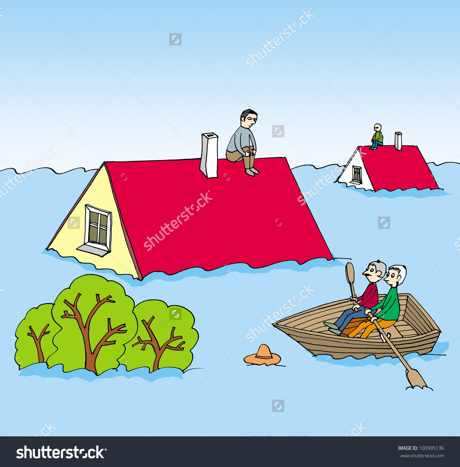 Flood Rescue Clipart Clipground
