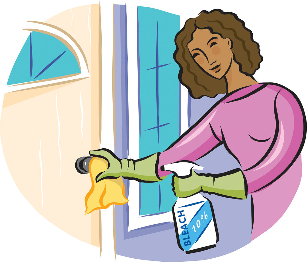 8 tips for cleaning up after a flood.