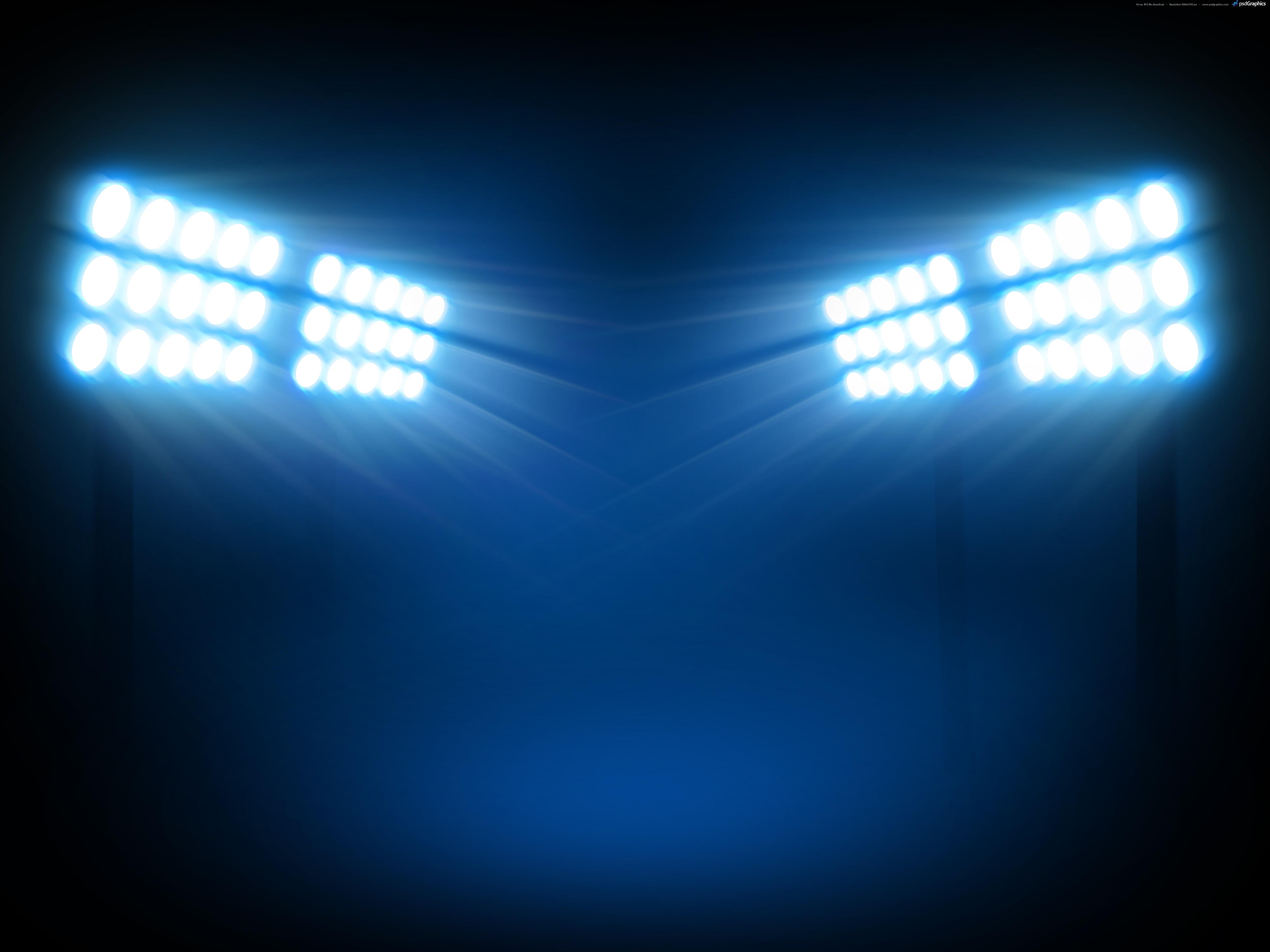 Lens flare effect (PNG).