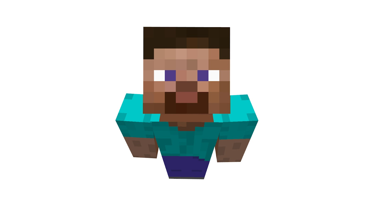Minecraft cliparts.