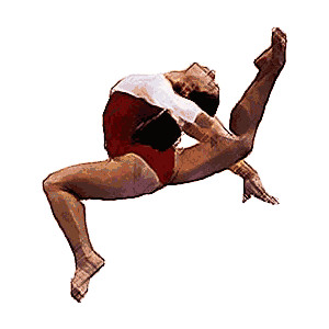 Gymnastics Clipart Galore.