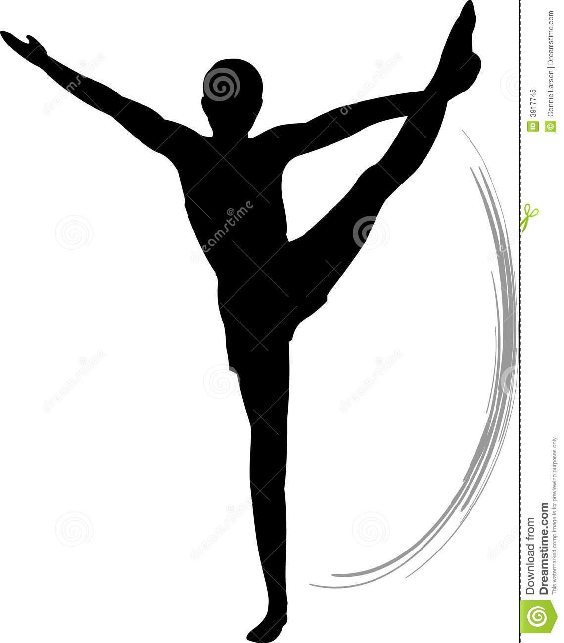 Men S Gymnastics Clipart.