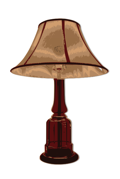 Free to Use & Public Domain Lamp Clip Art.