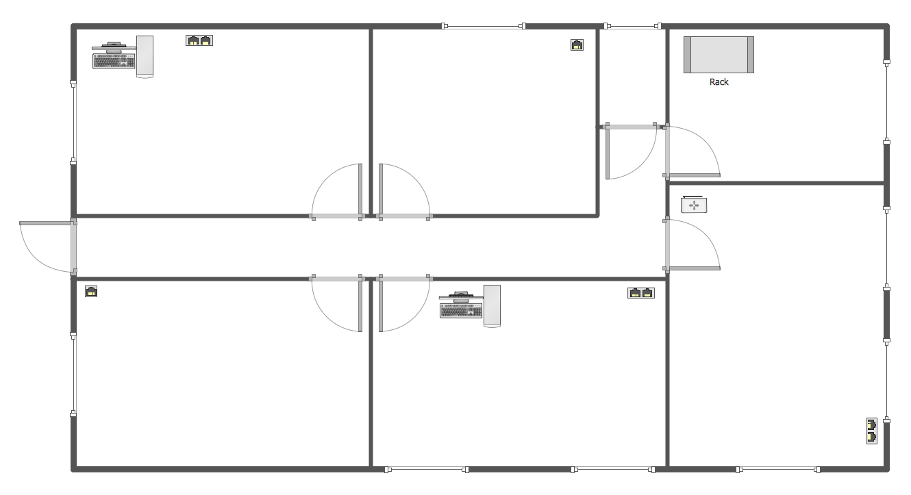 floor plan clipart