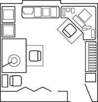 Floor Plan Clipart.