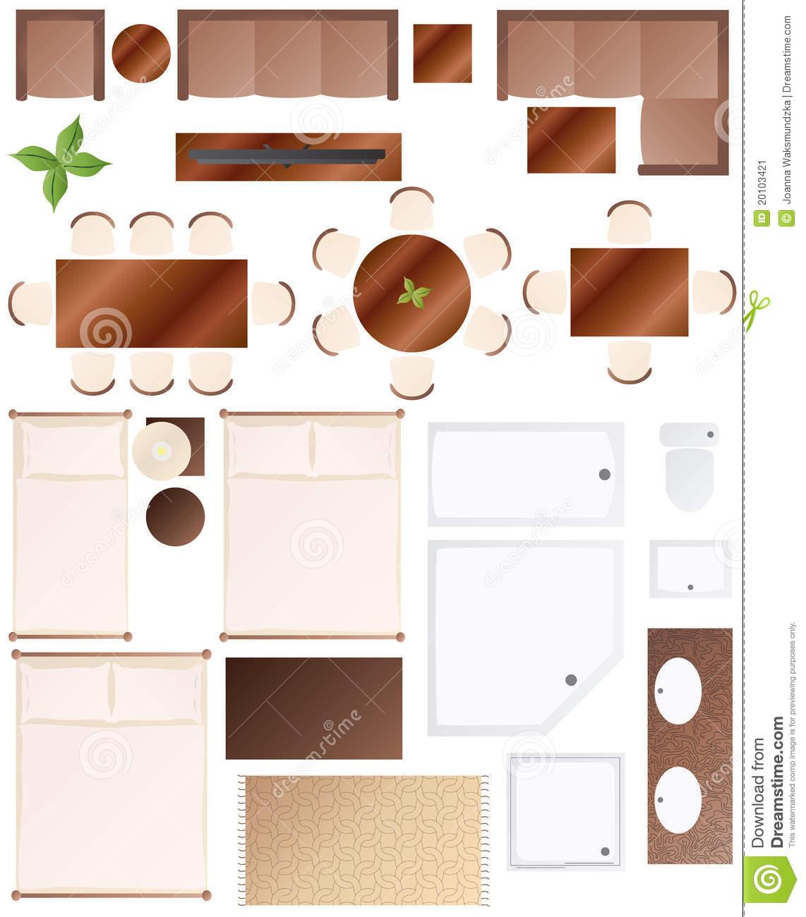 Floorplan clipart #5