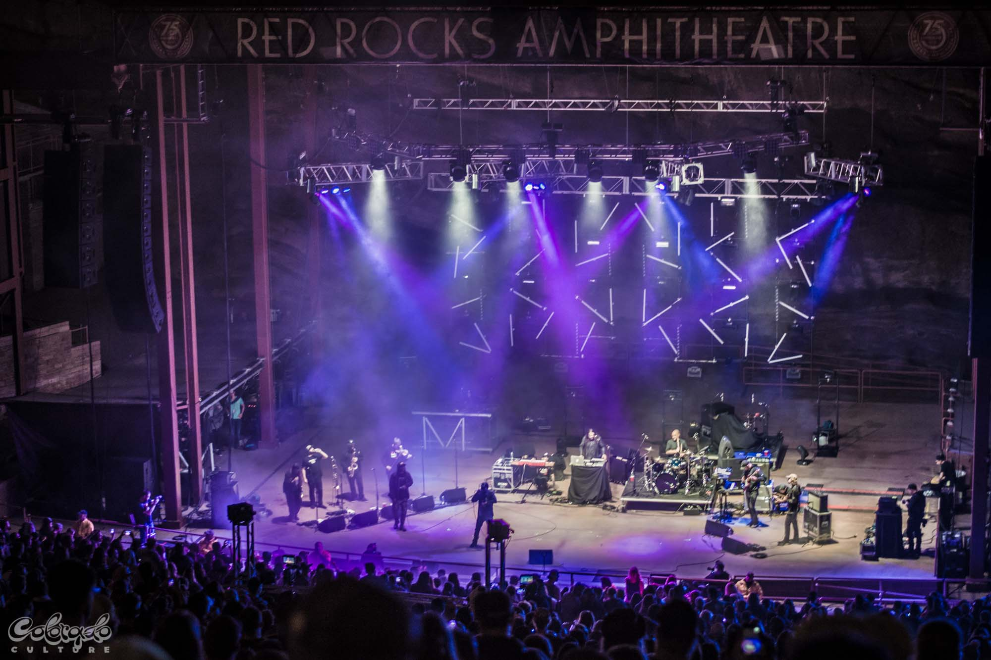 The Floozies @ Red Rocks, 10/08.