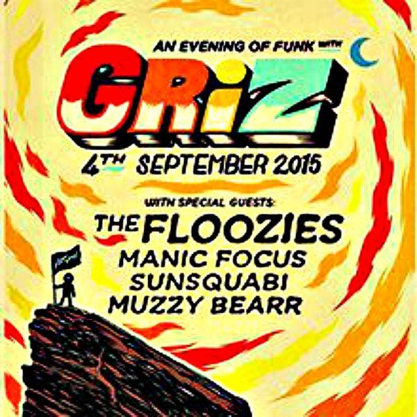 GRiZ announces return to Denver's Red Rocks Amphitheater.