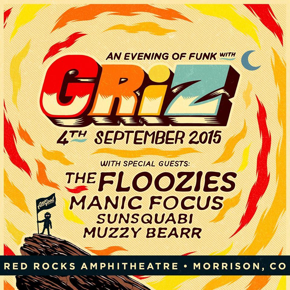 Floozies red rocks.