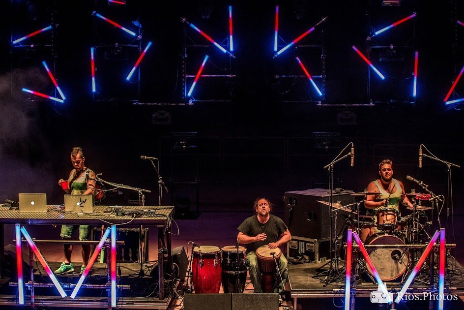 The Floozies Rage Red Rocks With Jason Hann & Funk.