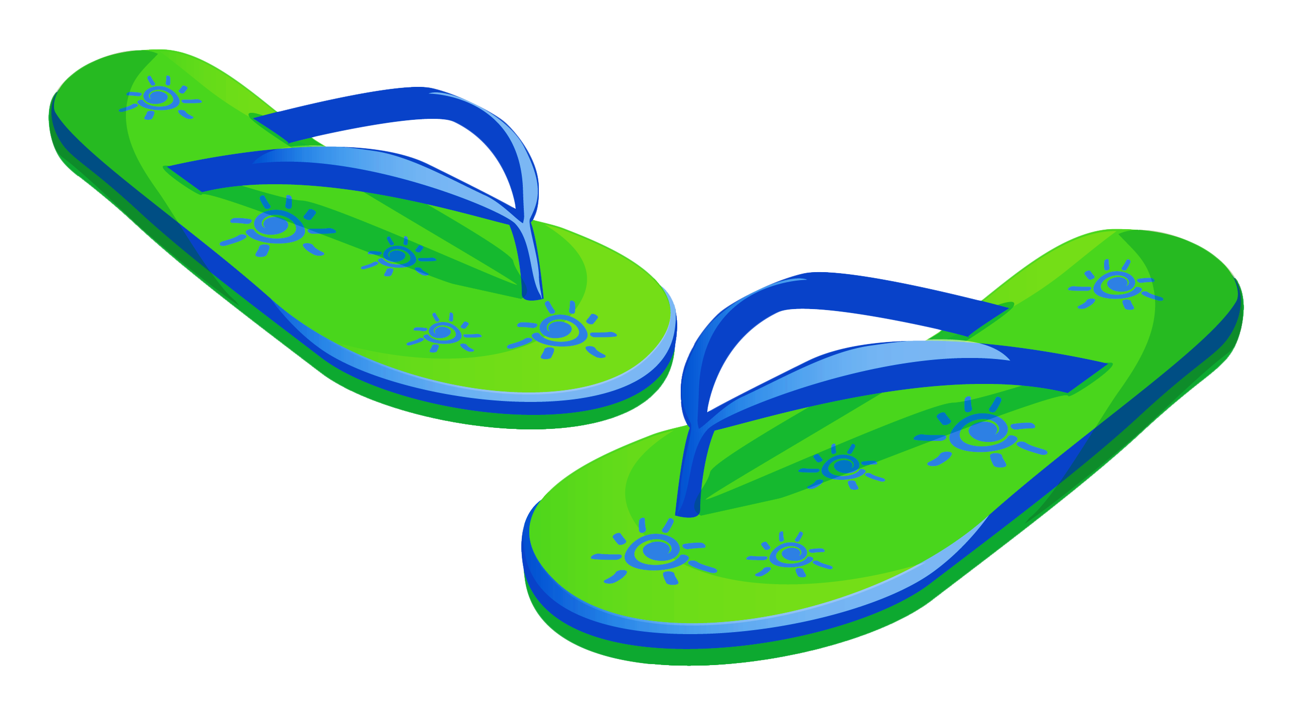 Flip Flop Clip Art to Download.