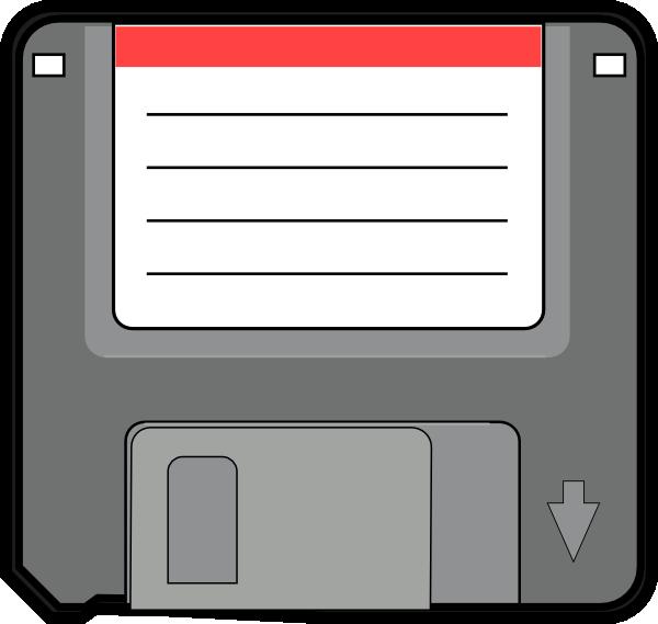 Floppy Disk Clip Art at Clker.com.