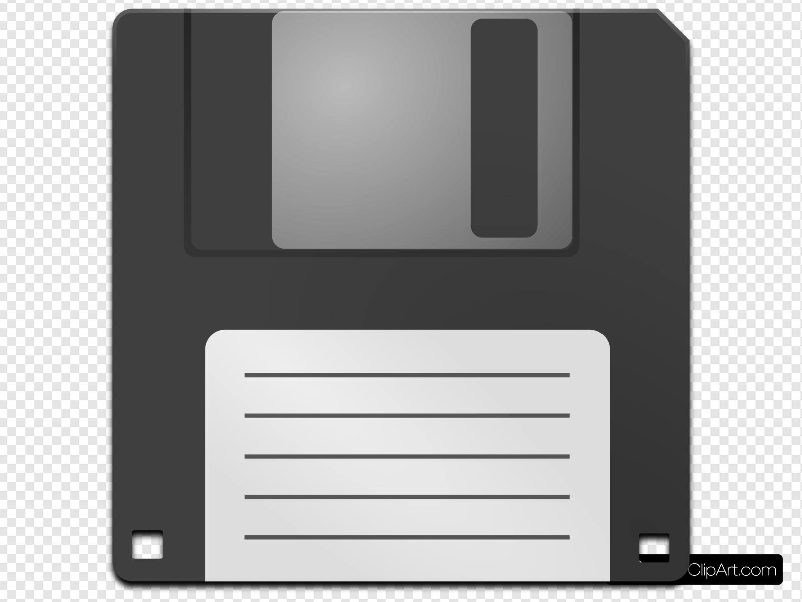 Media Floppy Disk Clip art, Icon and SVG.