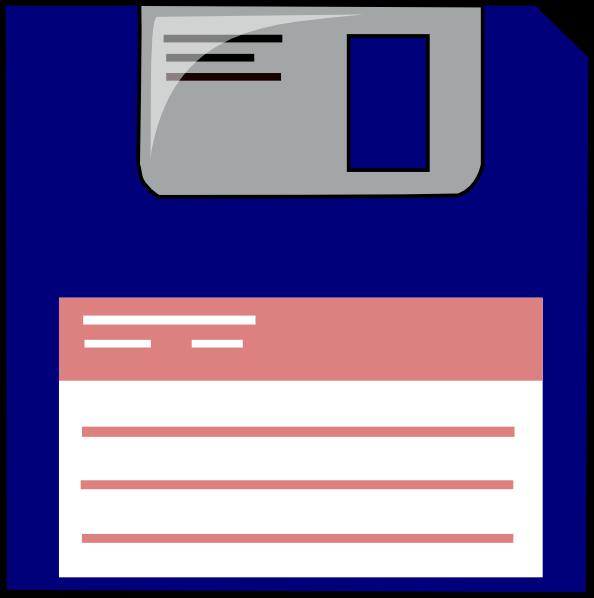 Floppy Disk clip art Free Vector / 4Vector.
