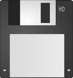 Floppy clip art Free Vector / 4Vector.