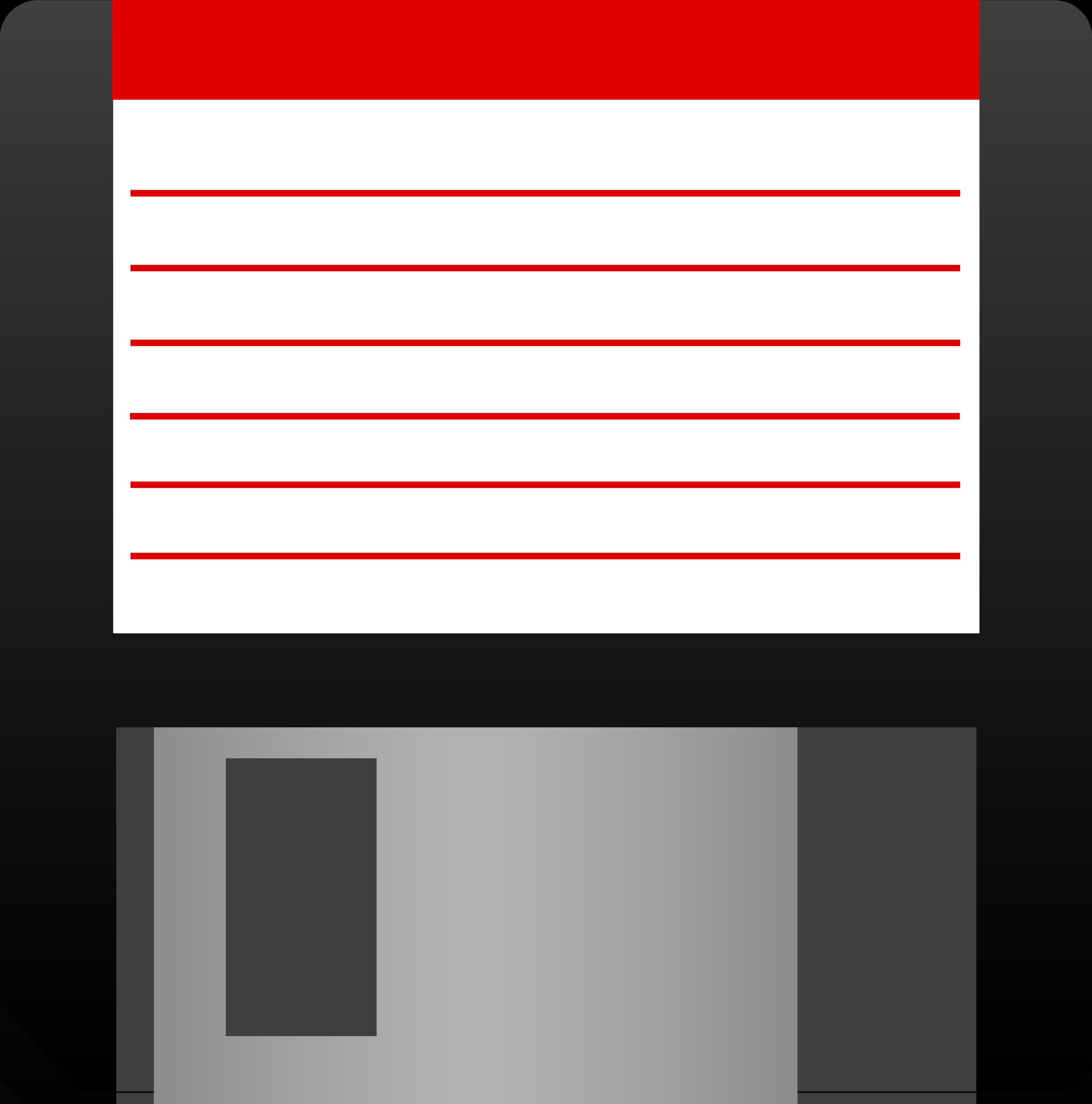 Floppy Disk Design.