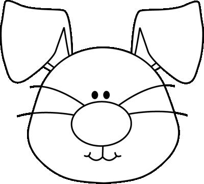 Bunny Clip Art.