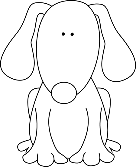 Ear Clipart Black And White.