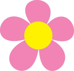 Flor clipart #6