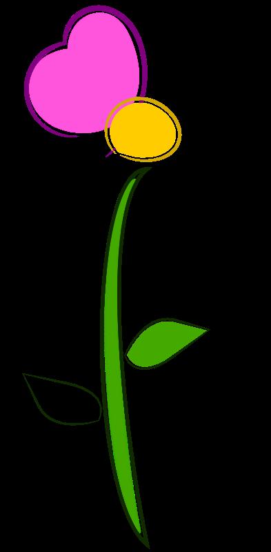Free Clipart: Flower. Flor..