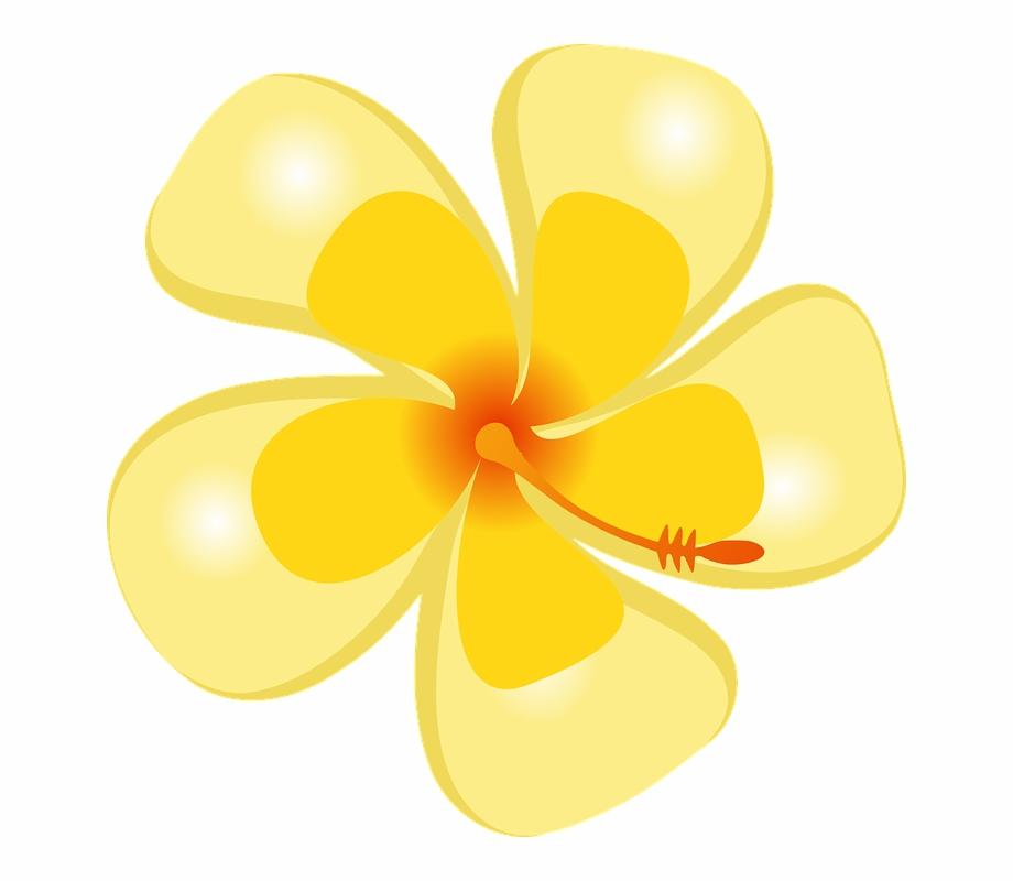 Hawaiian Flowers Clipart 16, Buy Clip Art.
