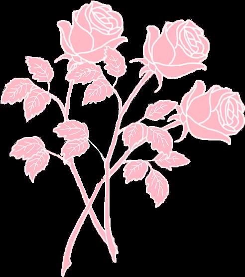 Download Roses Flor Flower Desenho Tumblr Clipart Clip Art.