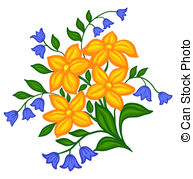 Free flower arrangement clipart.