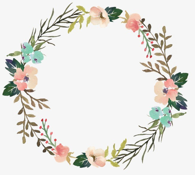 Free floral border clipart 7 » Clipart Portal.
