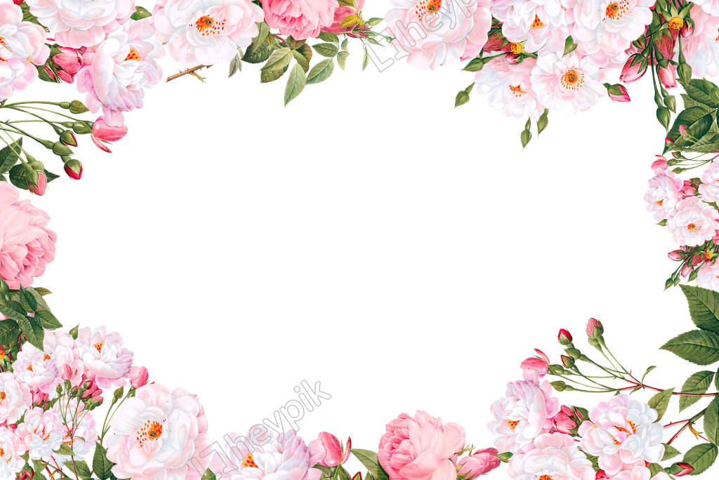 Floral Border Png , (+) Pictures.