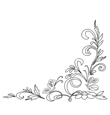 Floral clip art free download.