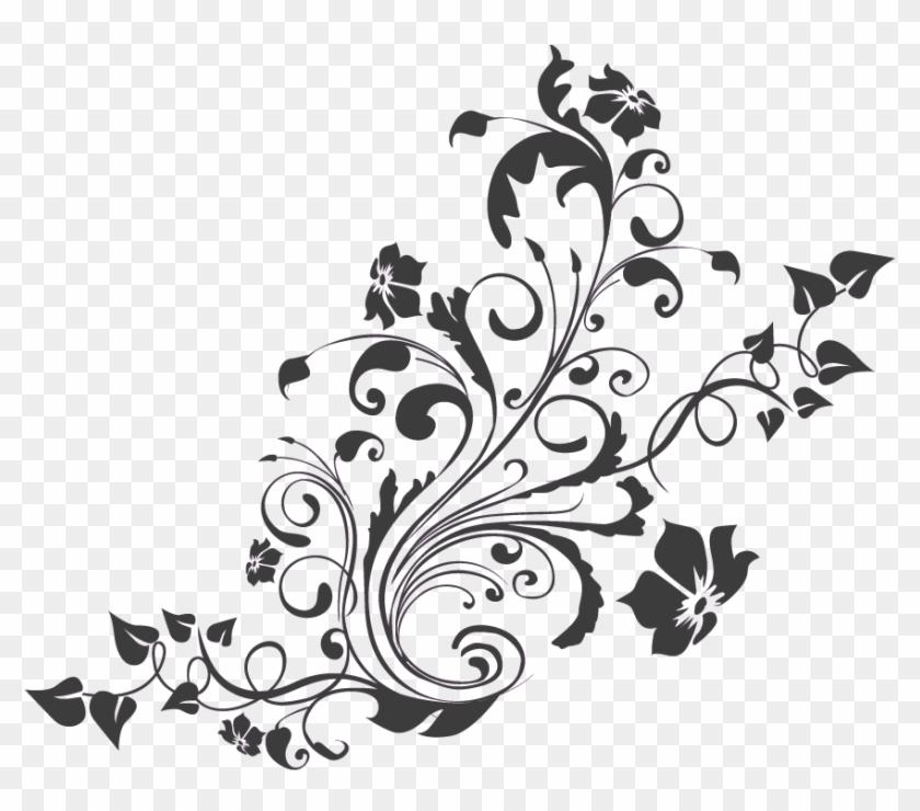 Floral Pattern Png Transparent.